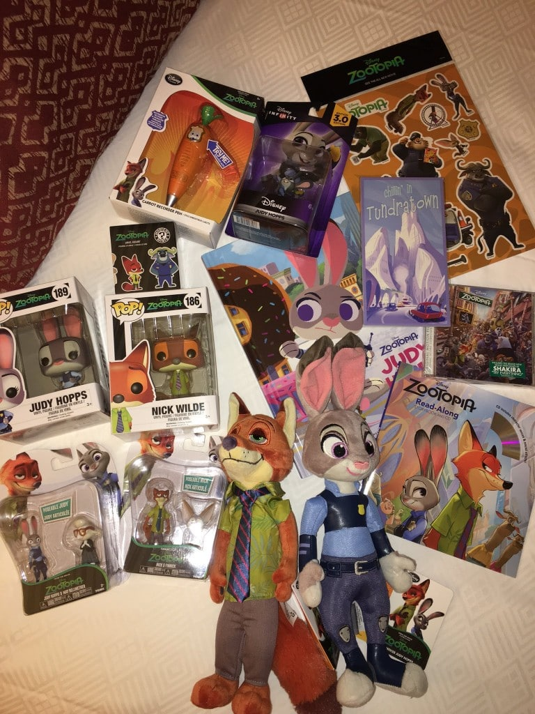 All The Zootopia Toys You'll Ever Want To Know About! #ZootopiaEvent