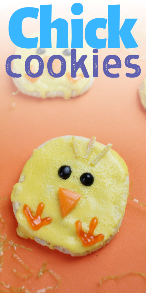 sugar cookies for easter