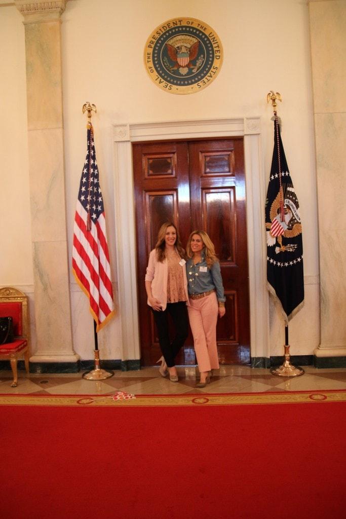 White House Tour Michelle Obama Let's Move