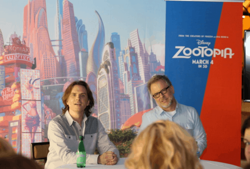 Secrets About Zootopia #ZootopiaEvent: Exclusive Interview With Directors Byron Howard And Rich Moore