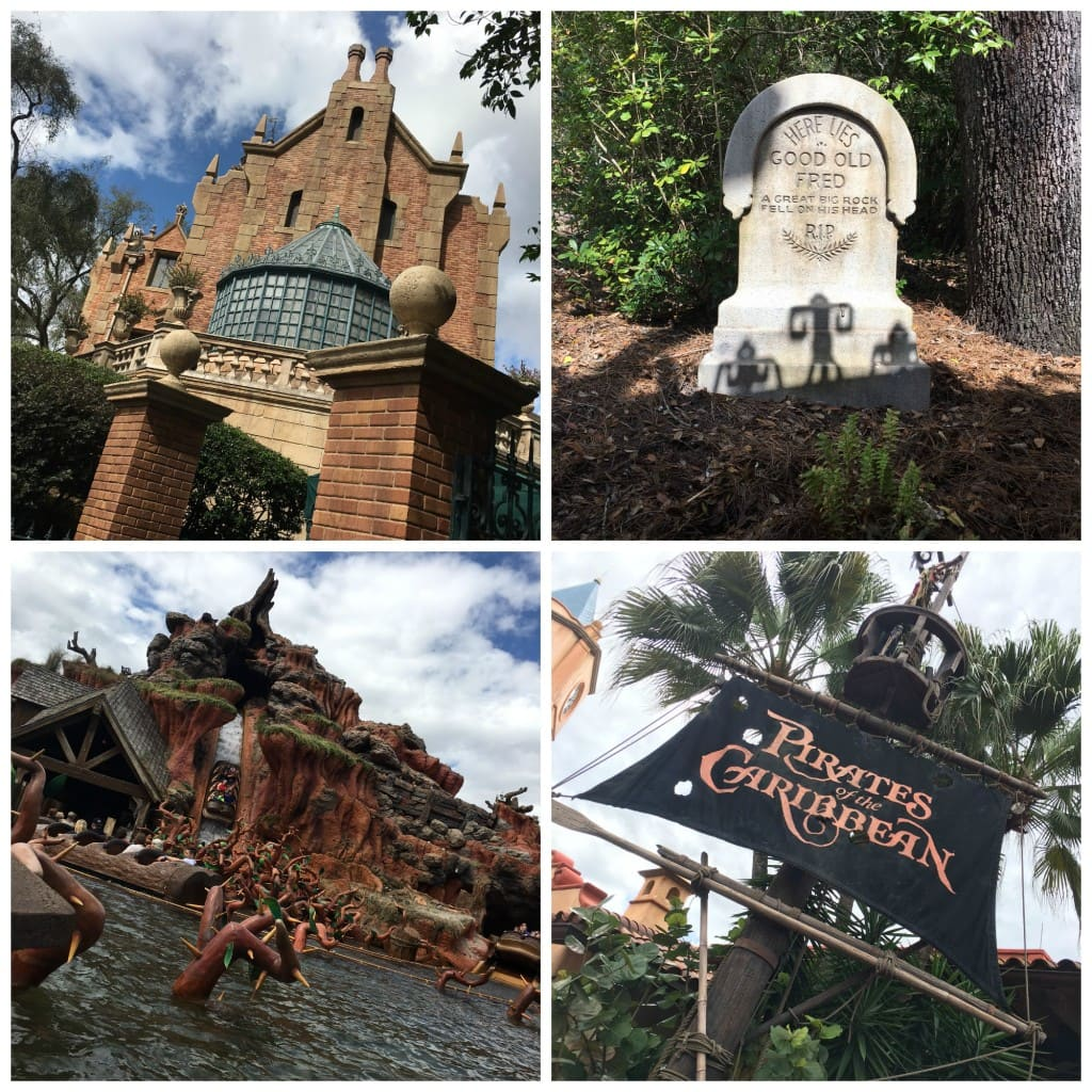 Haunted Mansion Magic Kingdom