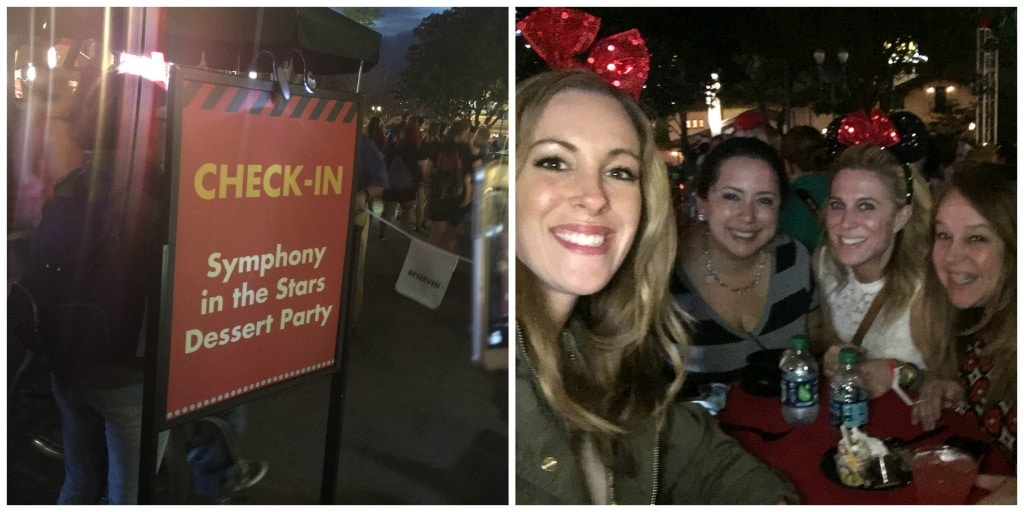Symphony In The Stars Dessert Party Hollywood Studios