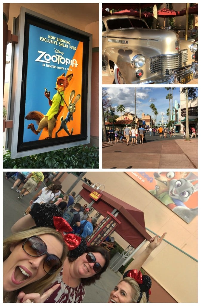 Hollywood Studios Without The Kids