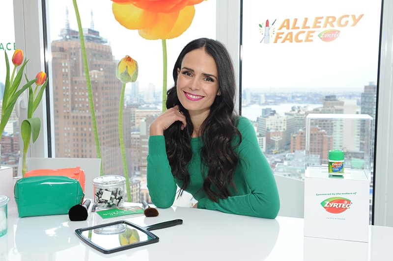 - New York, NY - 03/23/2016 - Jordana Brewster for Zyrtec -PICTURED: Jordana Brewster -PHOTO by: Michael Simon/startraksphoto.com -MS310432 Editorial - Rights Managed Image - Please contact www.startraksphoto.com for licensing fee Startraks Photo Startraks Photo New York, NY  For licensing please call 212-414-9464 or email sales@startraksphoto.com Image may not be published in any way that is or might be deemed defamatory, libelous, pornographic, or obscene. Please consult our sales department for any clarification or question you may have Startraks Photo reserves the right to pursue unauthorized users of this image. If you violate our intellectual property you may be liable for actual damages, loss of income, and profits you derive from the use of this image, and where appropriate, the cost of collection and/or statutory damages.
