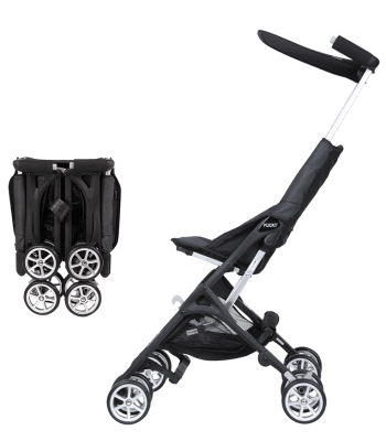 The GB Pockit stroller sideview