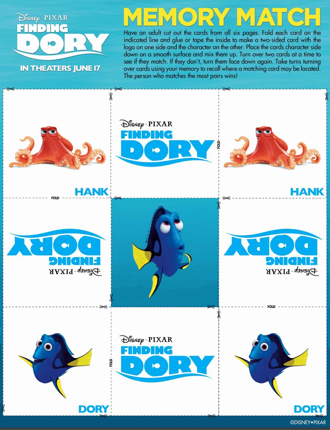 Finding Dory Free Download