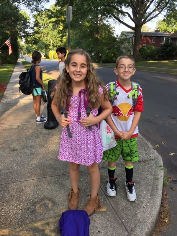 Best year of my life: First week of school