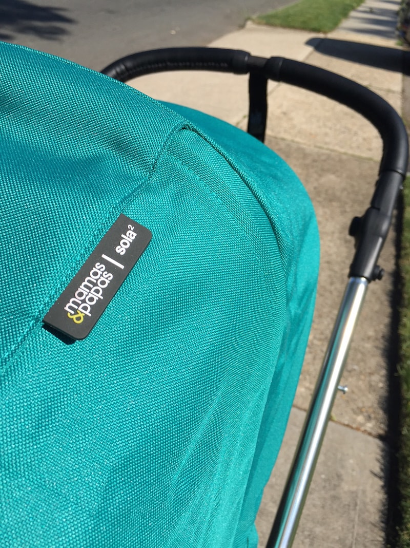Mamas & Papas Sola 2 MTX: Lightweight #sola2, #realparents , Adaptable And Caleb's Favorite Ride