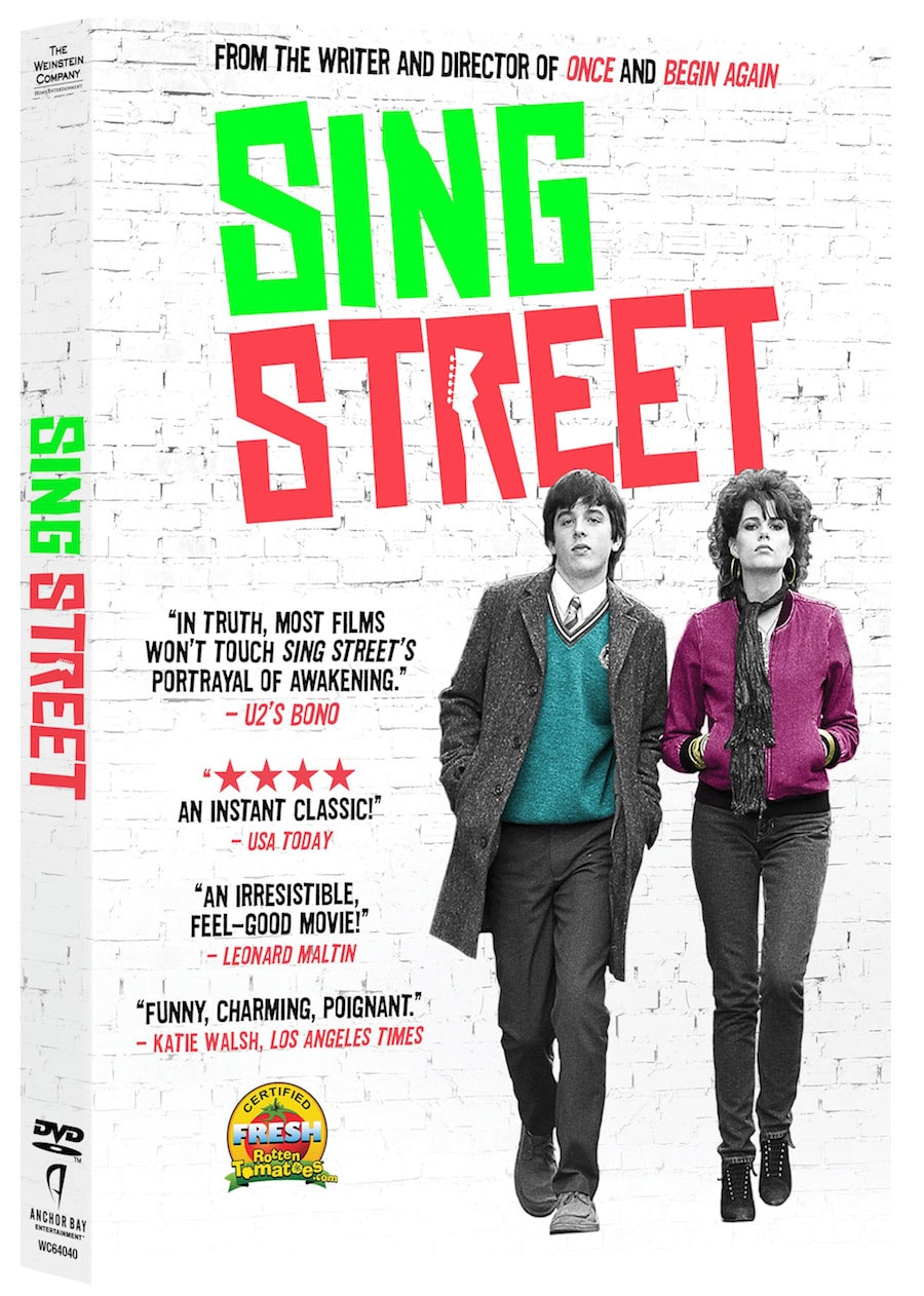 Sing Street Is Now On Digital HD, Blu-ray™, DVD & On Demand