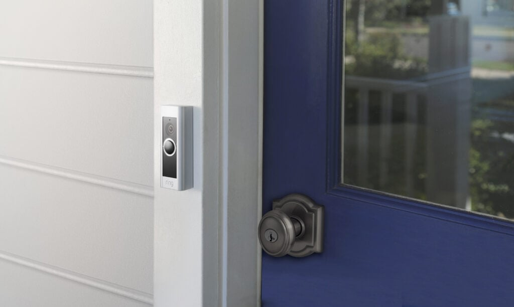 StorySet & Ring: DIY home security solution, Ring TM Video Doorbell