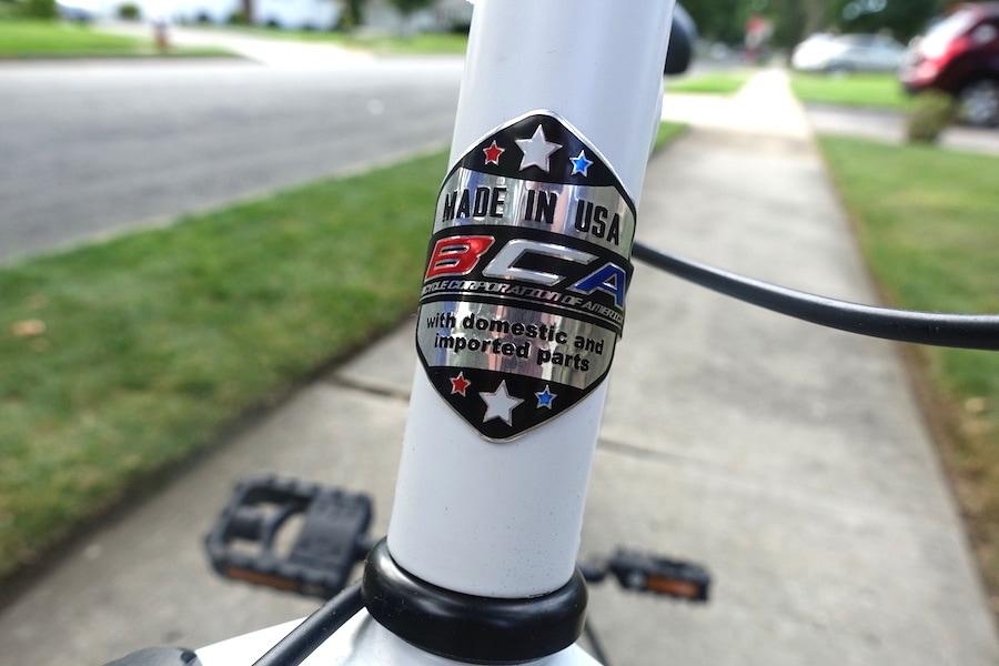 Kent Bike 8-16 6