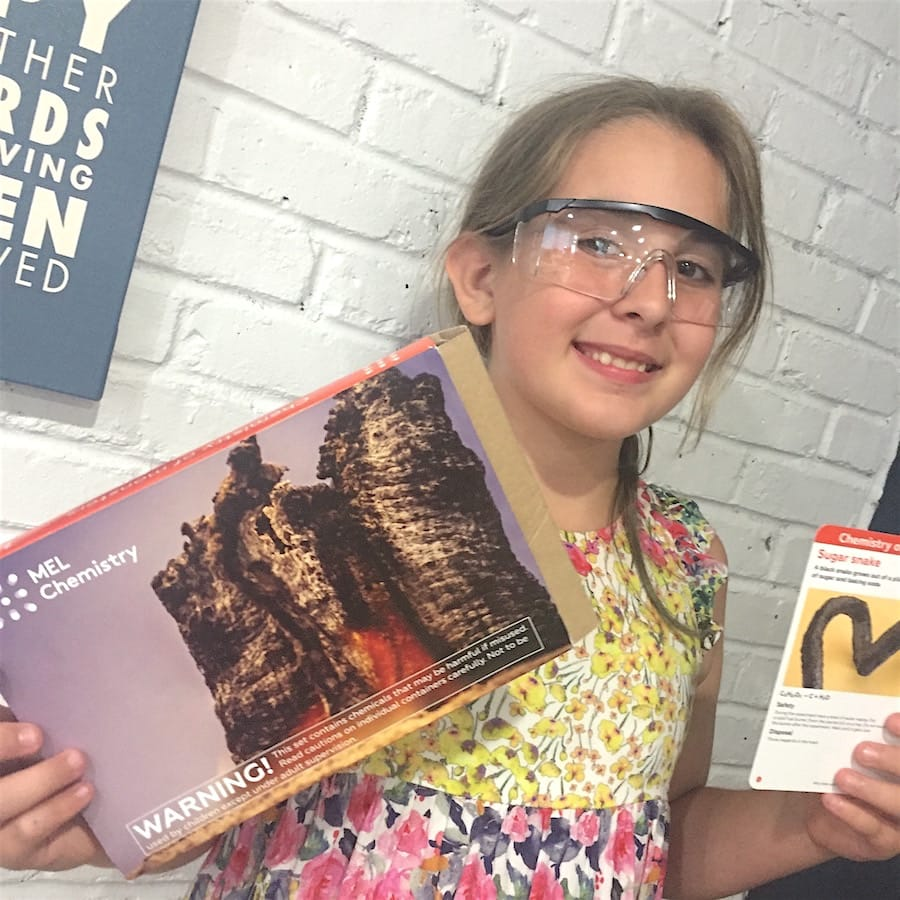 This is a MEL science review for the MEL Chemistry kit.