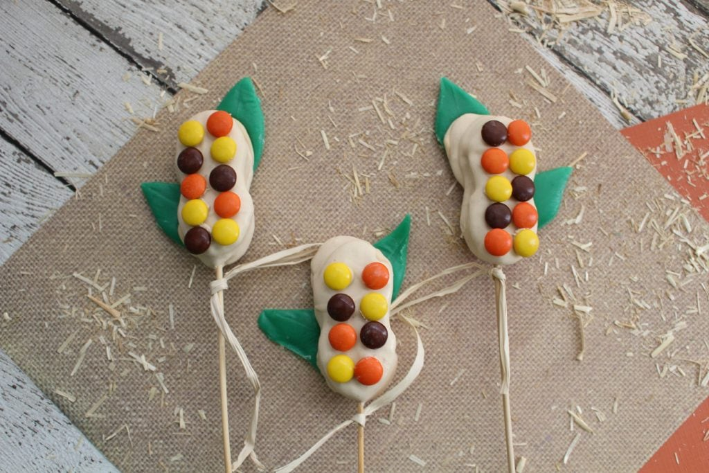 corn stalk cookie
