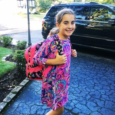 Tween Style: Lilly Pulitzer Girls Mini Edna Dress