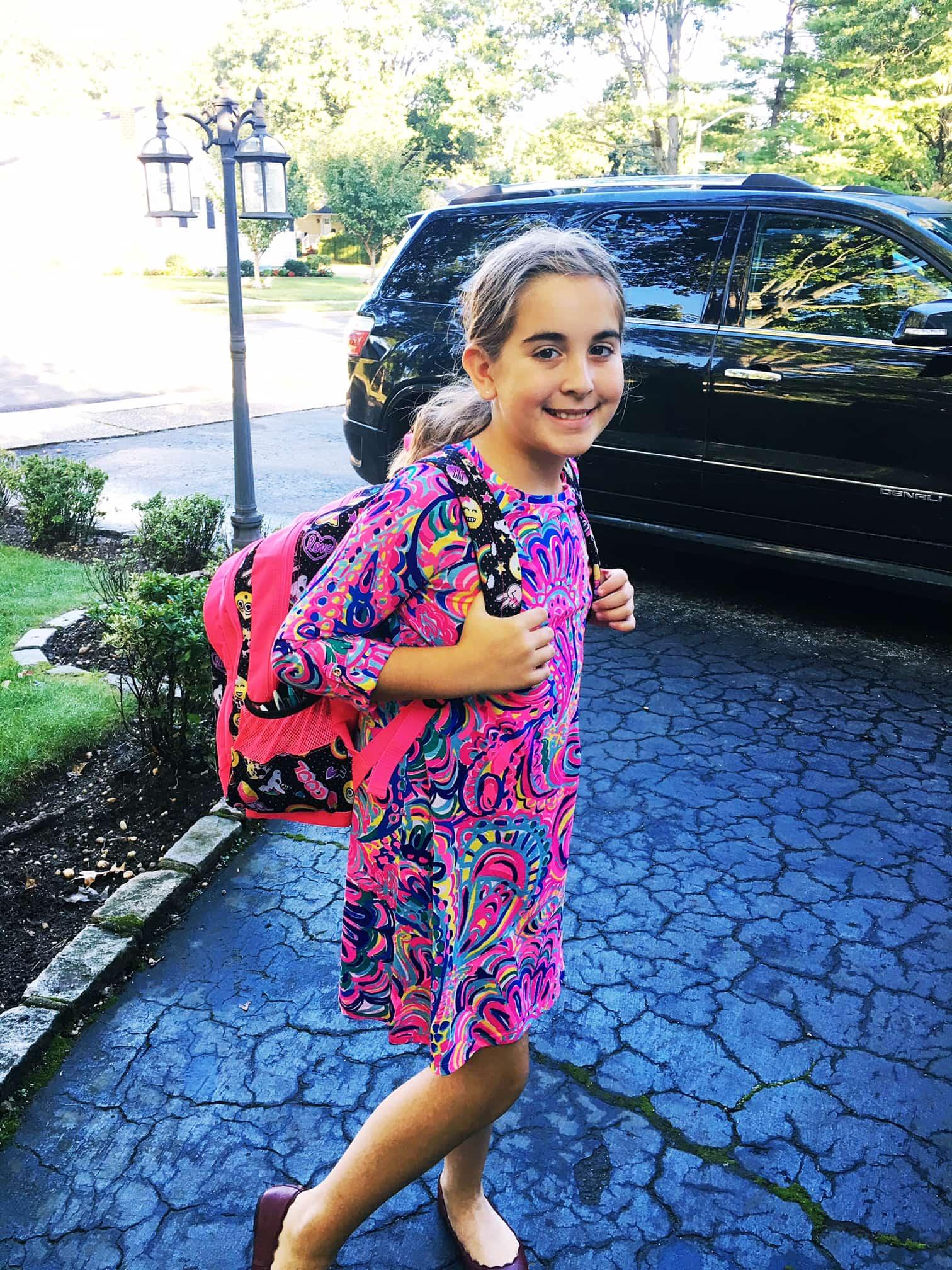 Tween Style: Lilly Pulitzer Girls Mini Edna Dress