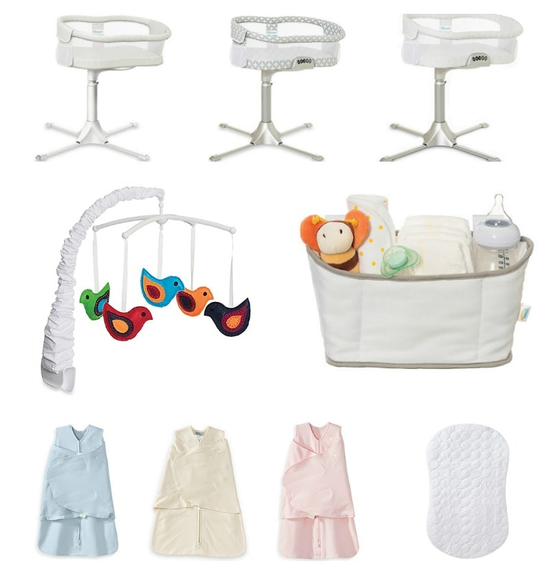 Halo Bassinest Review And SleepSack Swaddle Review