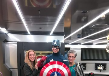 Set Sail With Disney Cruise Line And Marvel From NYC #DCLNYC