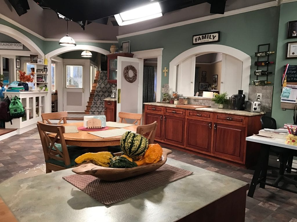 Kevin Can Wait Kitchen View Set Tour