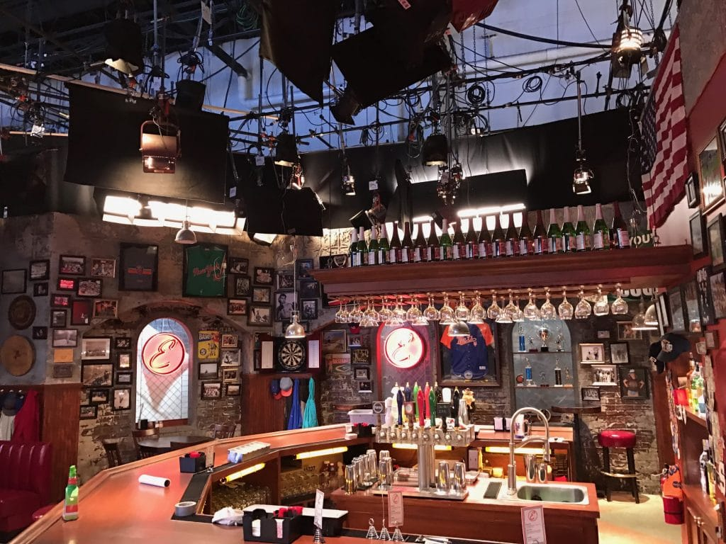 Kevin Can Wait Behind The Scenes Tour Restaurant