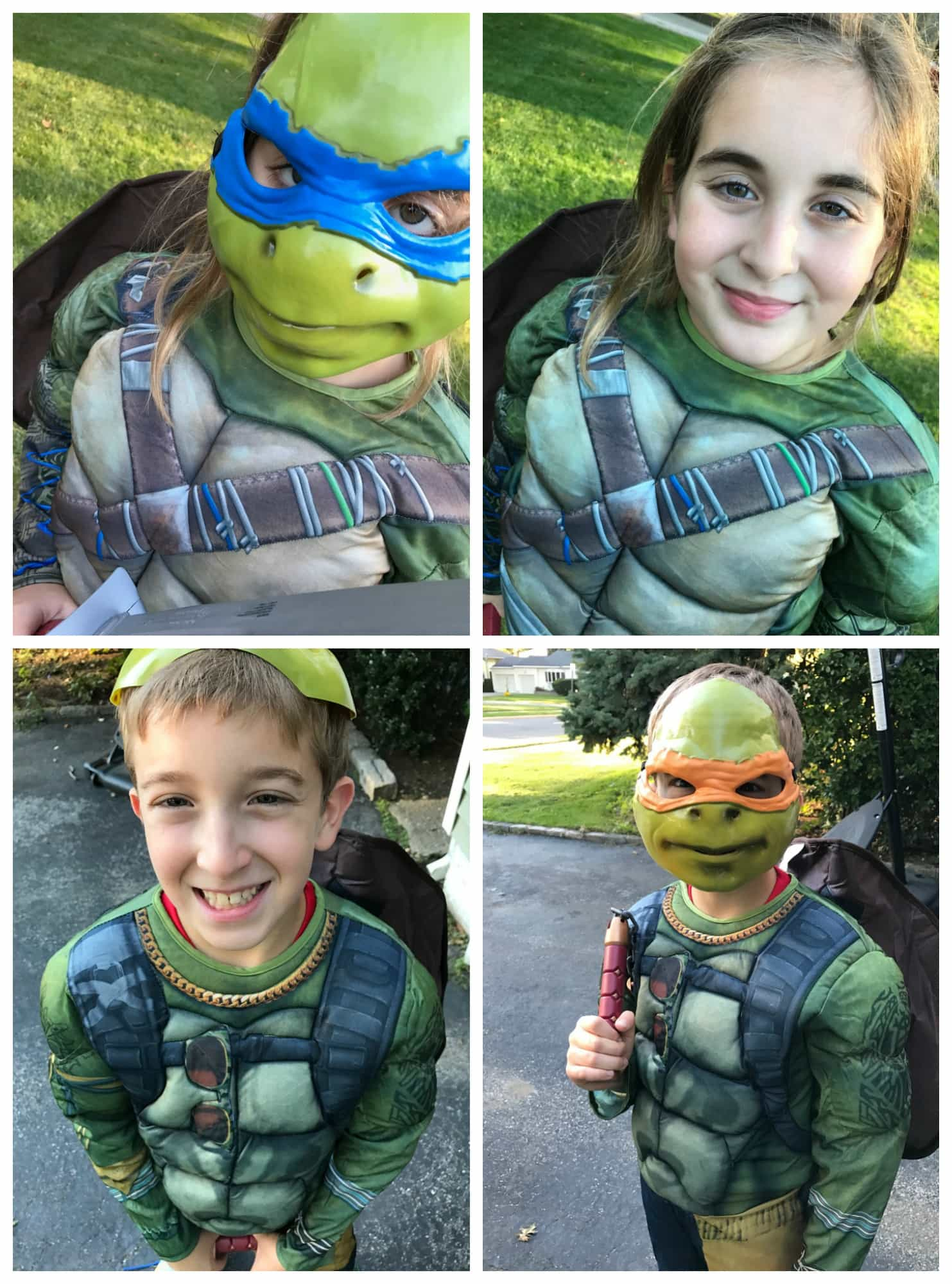 teenage mutant ninja turtle halloween costumes for everyone #target