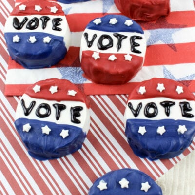 I Voted: Oreos Recipe To Celebrate The Election