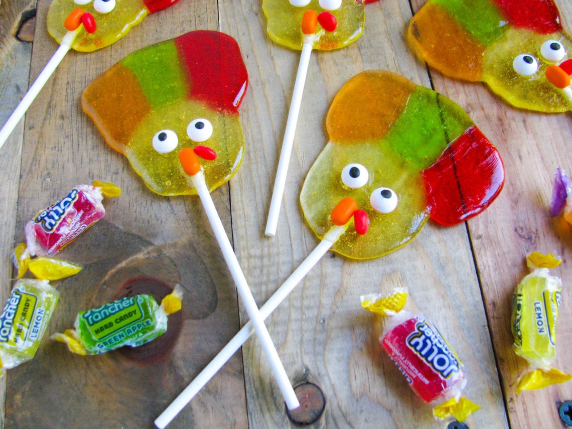 How To Make Turkey Lollipops: Fun Recipe For Thanksgiving
