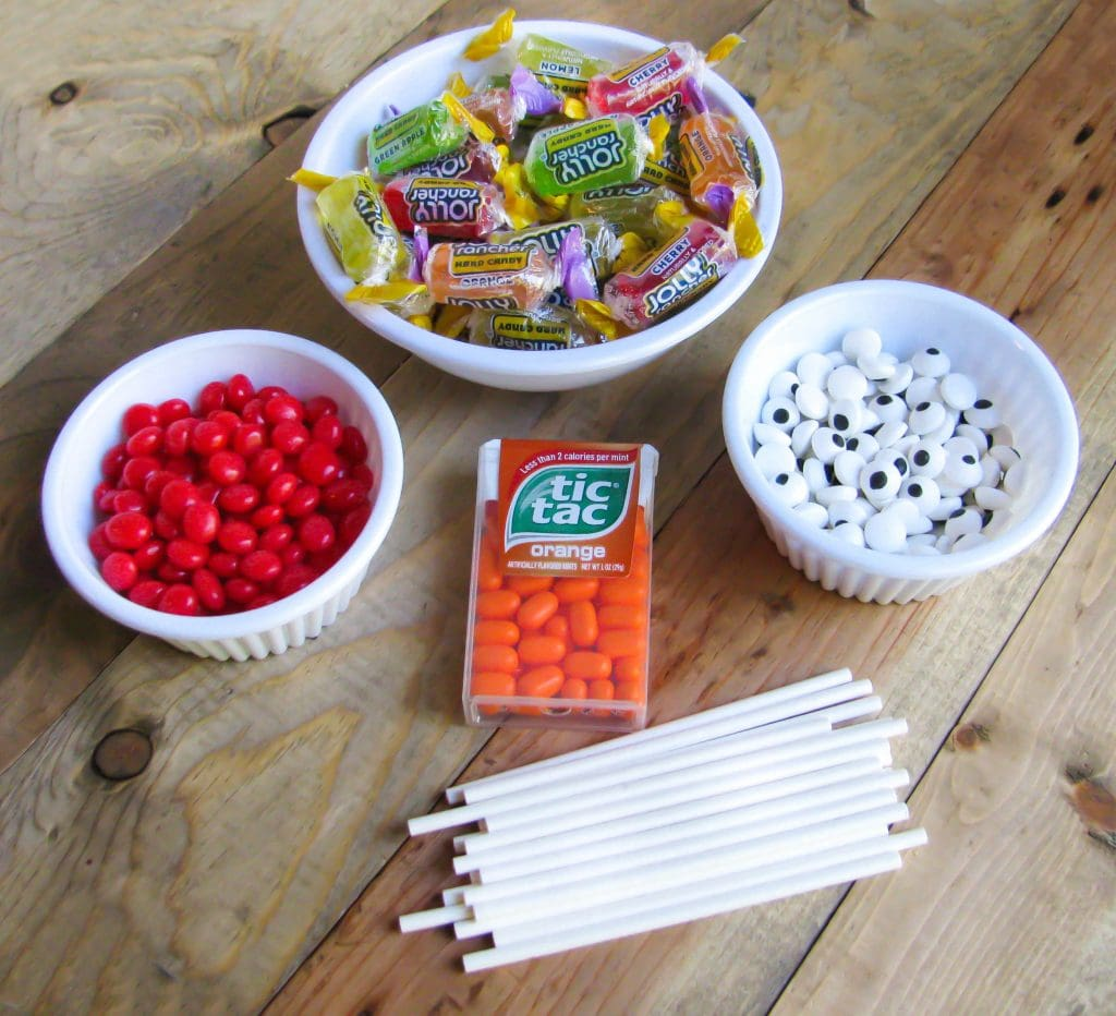 turkey lollipops ingredients