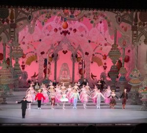 Taking The Family To See The New York City Ballet - The Nutcracker