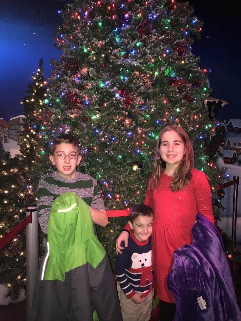 A Visit To Santaland: Meeting Santa At Macy's On 34th Street