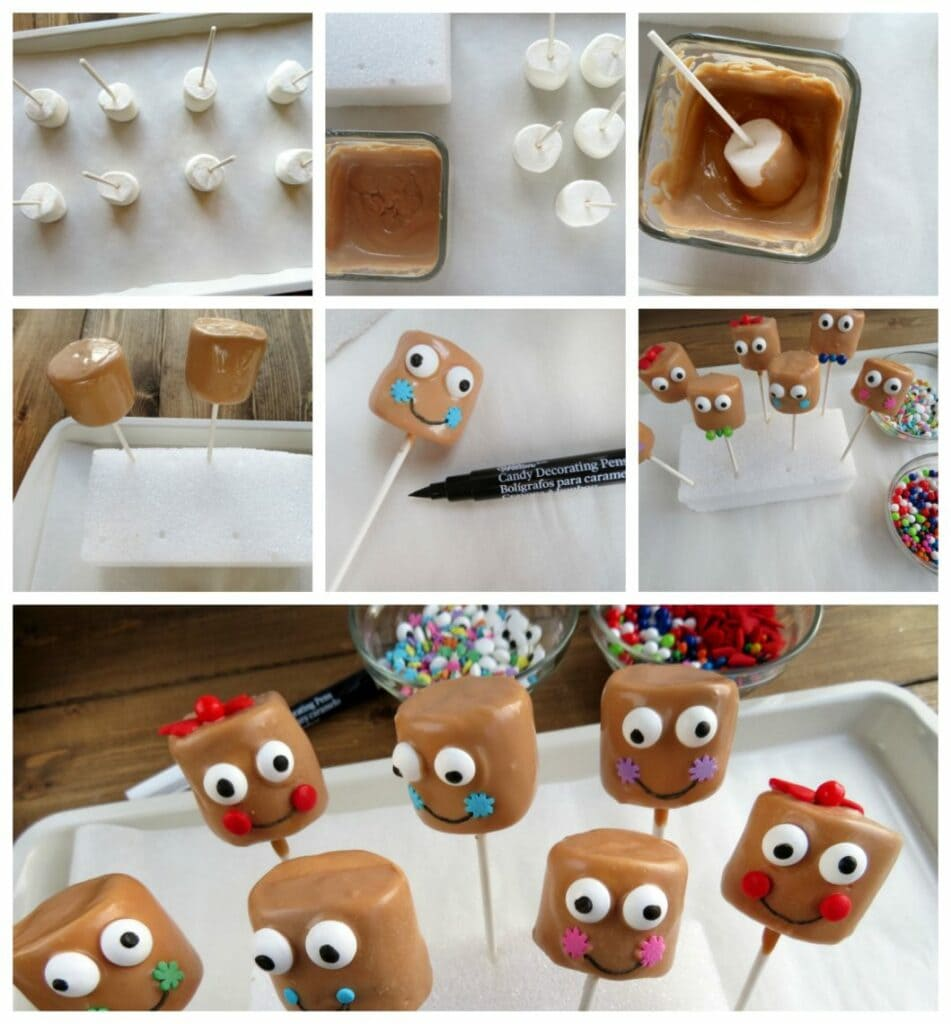 gingerbread man directions