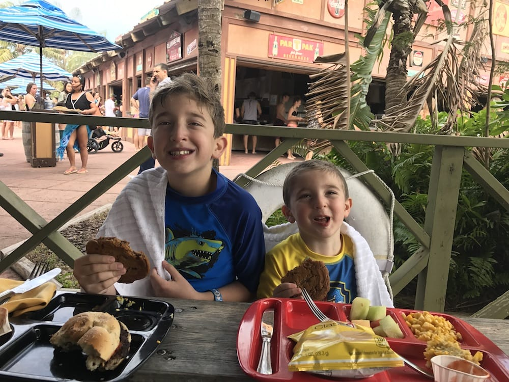What To Eat On Castaway Cay