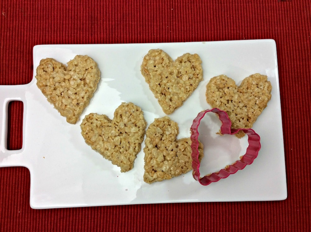 Rice Hearts
