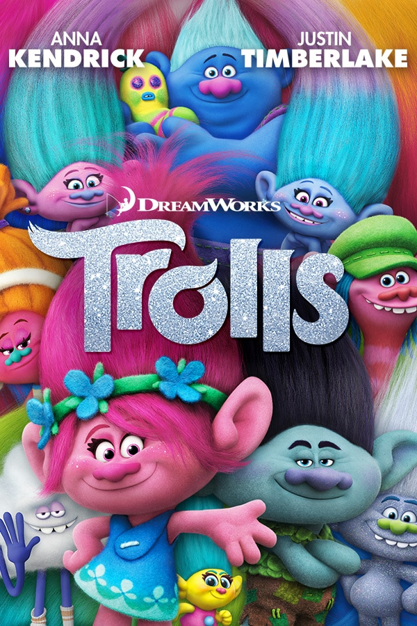 Trolls Party Ideas: Movie Night Ideas For A Trolls Viewing Party With The Kids