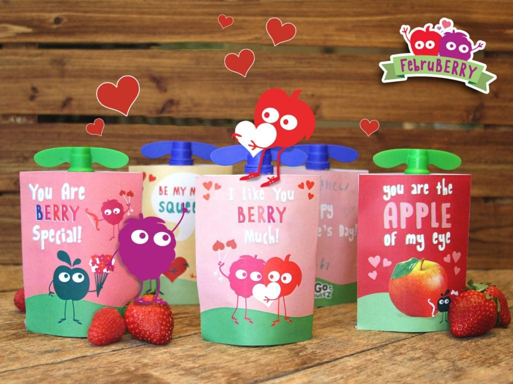 Valentine's Day Pouches-FB