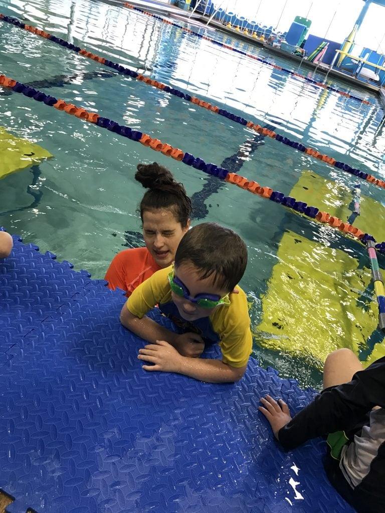 Goldfish Swim Lessons Long Island