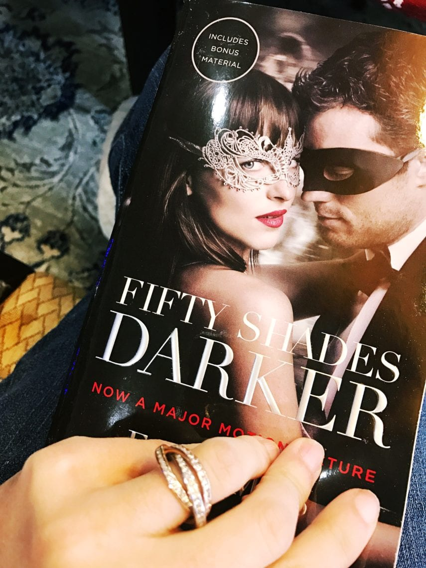Get Fifty Shades Darker With A Pre-Movie Party With Friends #FiftyShadesDarker