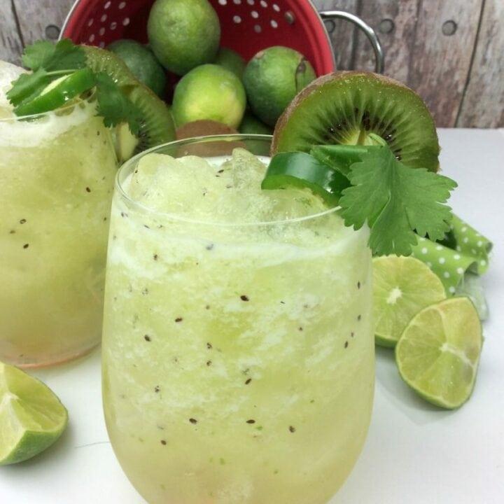 Kiwi Jalapeno Margarita Recipe
