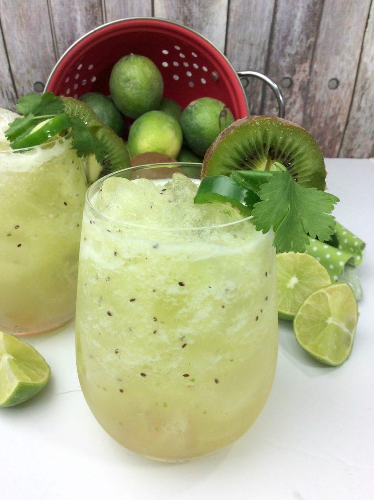 Kiwi Jalapeño Margarita Recipe