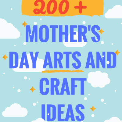 Easy Mother's Day Arts And Craft Projects For Kids
