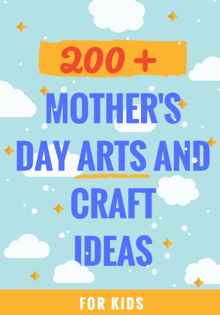 Best and Easy Kids Crafts for Mom - Perfect For Mother's Day