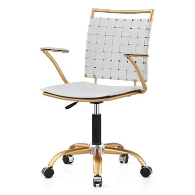 Gold Office Desk Accessory Idea: Desk Chair