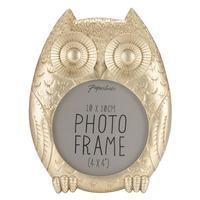 Gold Owl Frame
