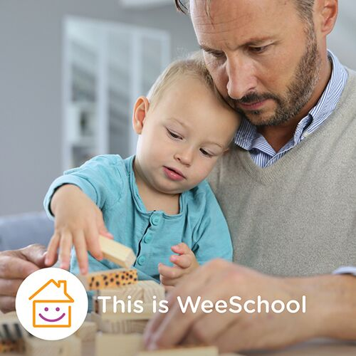 WeeSchool is the all-in-one smart parenting app, providing parents with everything they need to support their wee one's preschool readiness, as well as making parenting easier, more effective — and more fun!