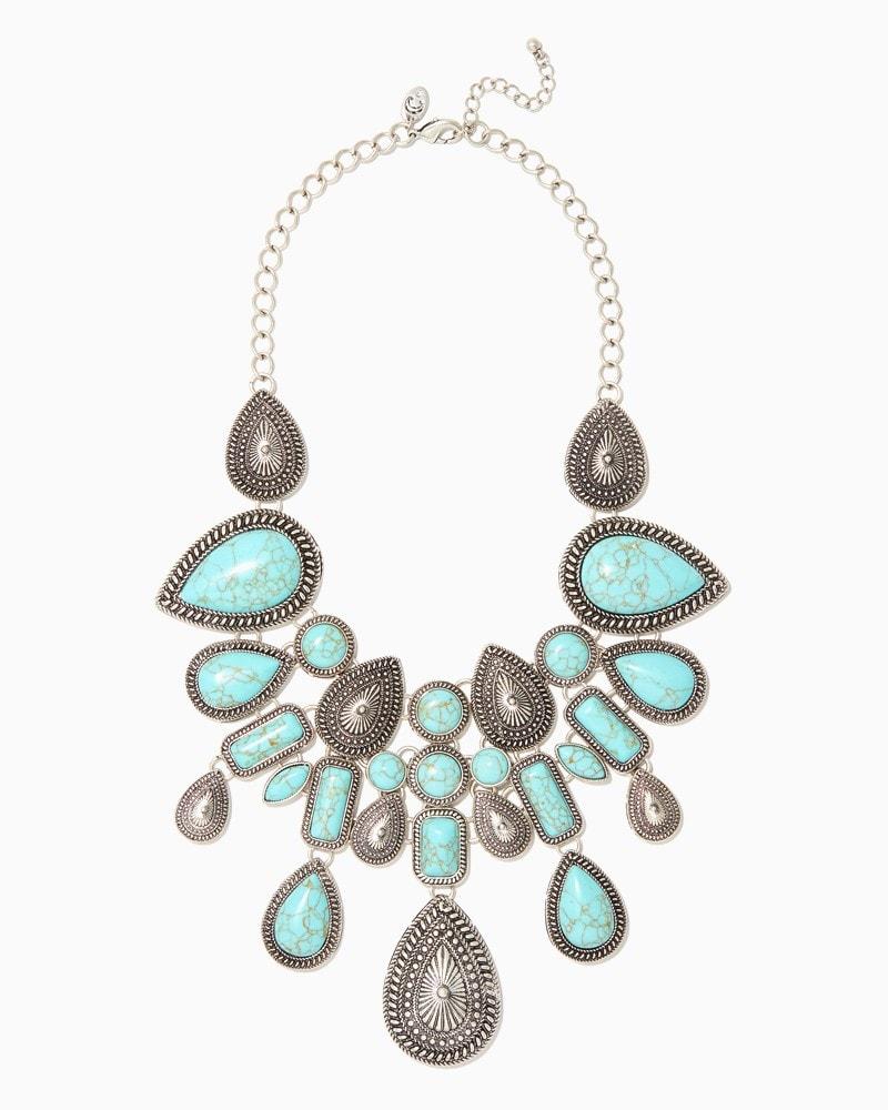 Southwestern Inspired statement necklace