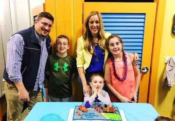 5 Reasons To Have Your Birthday Party At Goldfish Swim