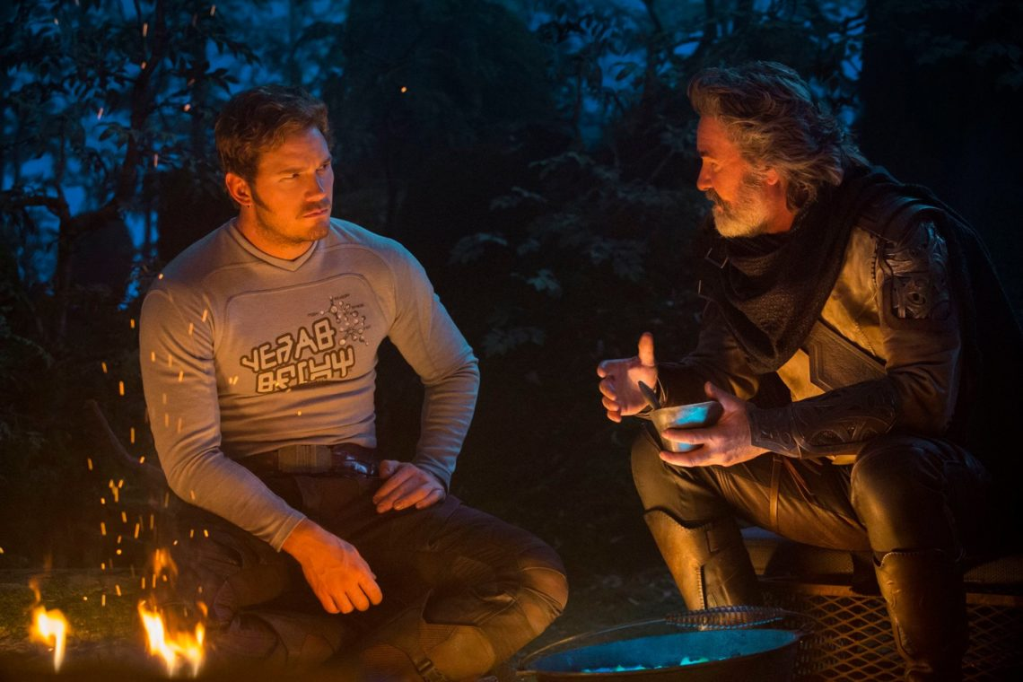 Kurt Russell And Our Chat About Guardians Of The Galaxy 2 #GotGVol2Event