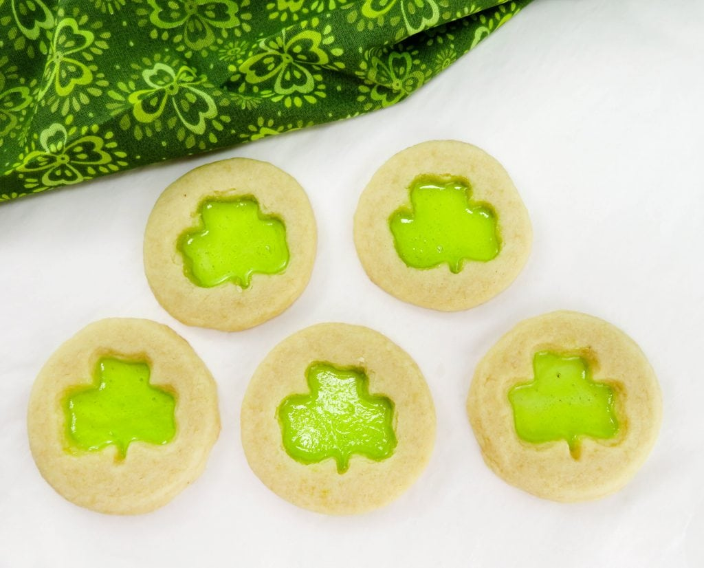 Shamrock Cookies Recipes: St. Patrick's Day Dessert For Kids