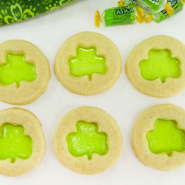 Shamrock Cookie Recipe
