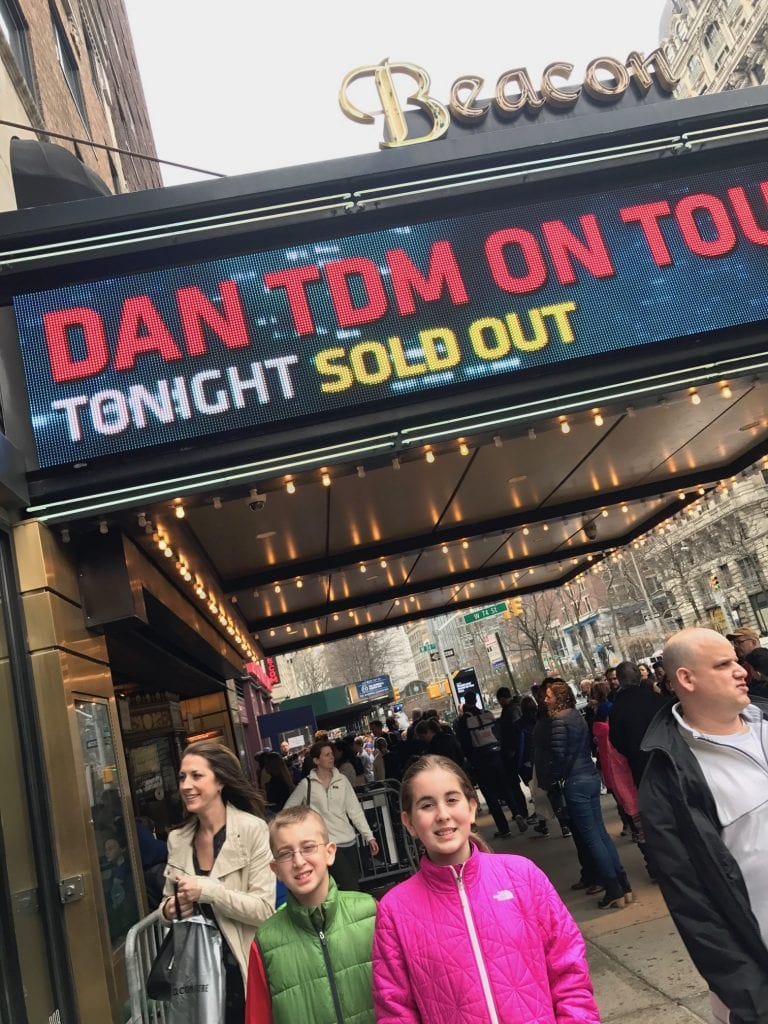 See Dan TDM On Tour - Nationwide! Minecraft Fans, This Is For YOU