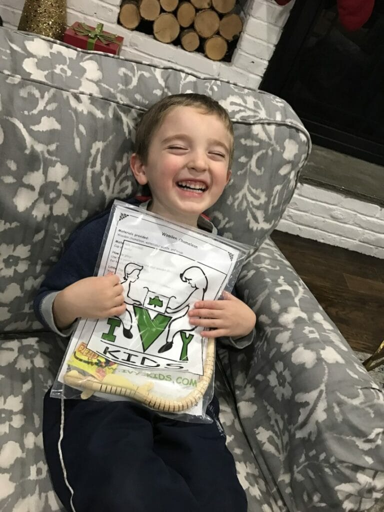 Ivy Kids Subscription Box Review